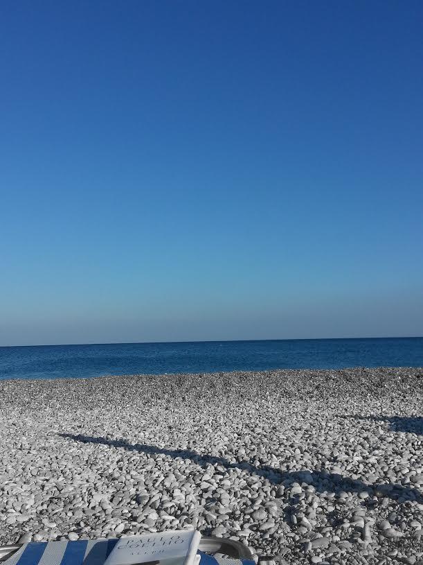 spiaggia di afandou rodi