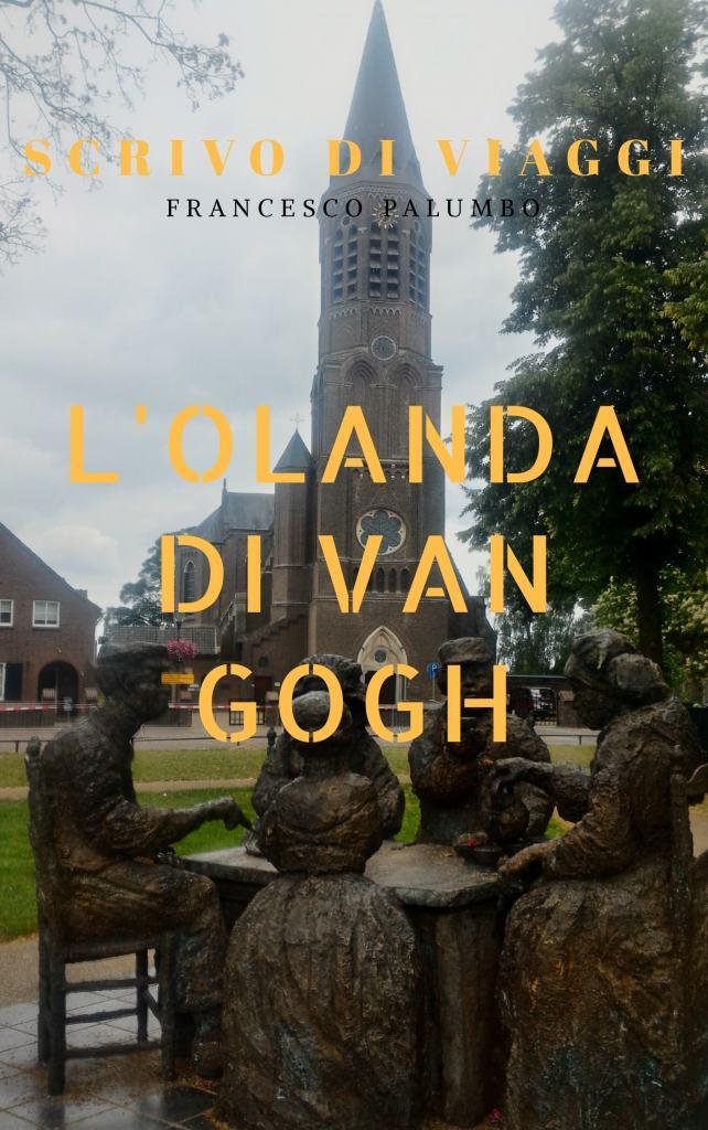 copertina olanda di Van Gogh