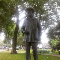 statua van gogh